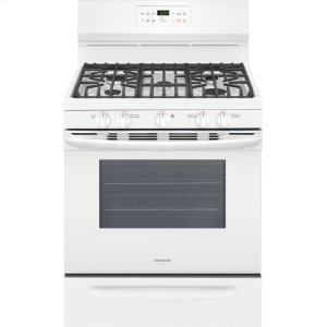 Gallery 30'' Gas Range - WHITE