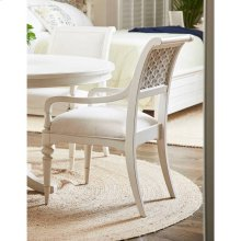Cypress Grove Arm Chair - Parchment