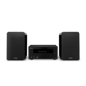 OnkyoColibrino CD Hi-Fi Mini System with Bluetooth (Black)