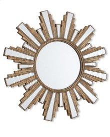 Sun Wall Mirror