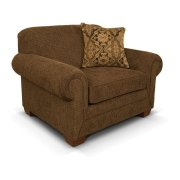 Monroe Chair and a Half 1434 Product Image