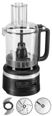 9 Cup Food Processor - Black Matte Product Image