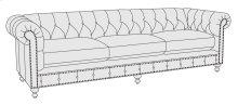 "London Club Sofa (92-1/2"") in Molasses (780)"