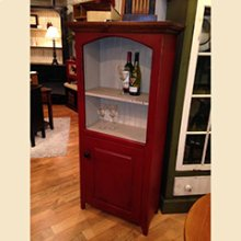Arched Top Pantry