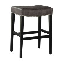 Katalina Bar Stool with Nailheads