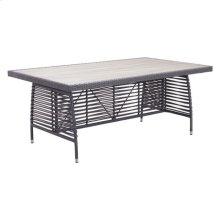 Sandbanks Dining Table Gray