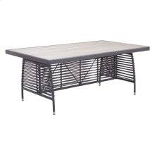 Sandbanks Dining Table Gray