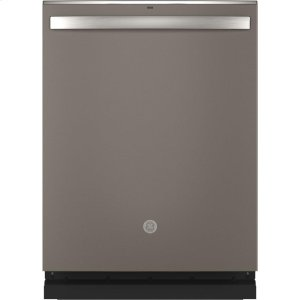®Stainless Steel Interior Dishwasher with Hidden Controls - SLATE