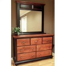"#410 Kingston Mirror 47""wx4.5""dx54""h"