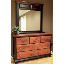 "#410 Kingston Mirror 47""wx4.5""dx54""h"