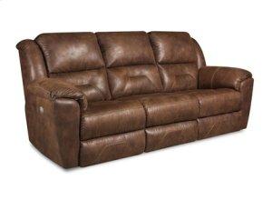 Pandora Double Reclining Sofa with Power Headrest