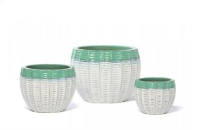 Cottage Planter - Set of 3