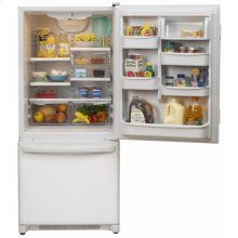 Crosley Bottom Freezer Refrigerators (Gallon Door Storage)