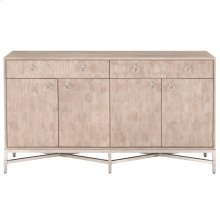 Strand Hexagon Media Sideboard