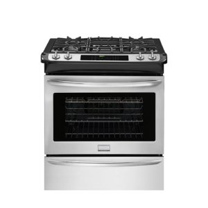 30'' Slide-In Gas Range -