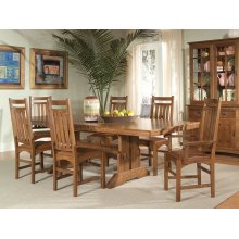 American Craftsman Dining Room