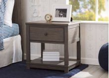 Cali Nightstand - Rustic Grey (084)