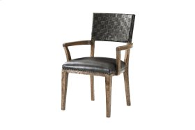 Millington Dining Armchair, Echo Oak