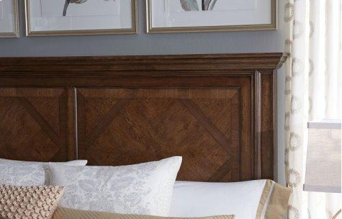Latham Panel Bed, CA King 6/0