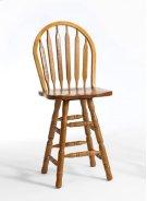 Dining - Classic Oak Plain Arrow Pub Height Stool Product Image
