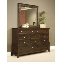 Jackson Square Dresser Mirror