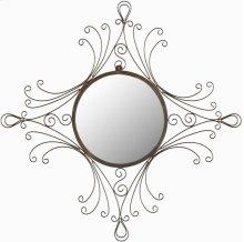 Maltese Mirror - Rstc Powder Coated