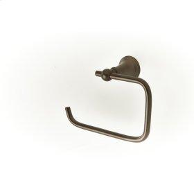 Paper holder / Towel Ring Summit (series 11) Bronze