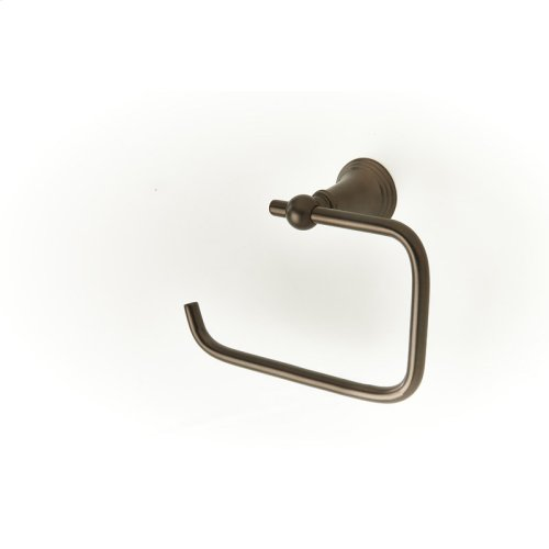 Paper holder / Towel Ring Berea (series 11) Bronze