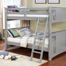 Spring Creek Full/full Bunk Bed, Gray Product Image