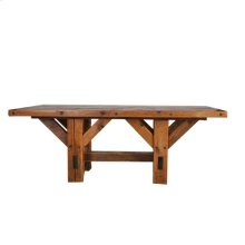 Windy Stables - Timber Frame Dining Table - 9604 - 6′