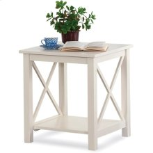 Compass End Table