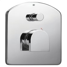 Equility Pressure Balance Tub/Shower Valve Trim with Diverter - Projects Model - Polished Chrome