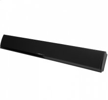Ultra-Thin Single Speaker Surround Bar
