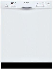 "24"" Recessed Handle Dishwasher 500 Series- White"