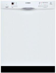 "24"" Recessed Handle Dishwasher 500 Series- White"