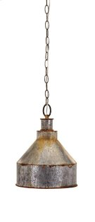 Rogers Galvanized Pendant Light Product Image