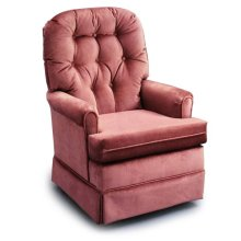 1009 Swivel Glide Chair