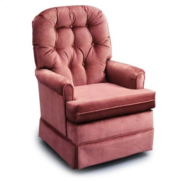 1009 Swivel Glide Chair