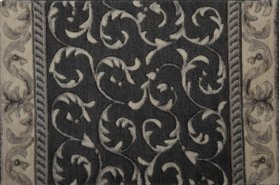 SOMERSET SCROLLWORK ST02 CHARCOAL-B 13'