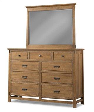 Camden Media Dresser