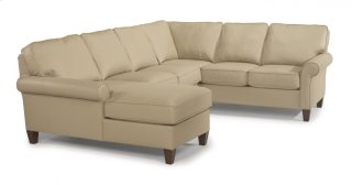 Westside Leather Sectional