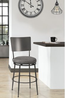 Towne Commercial Grade Swivel Counter Stool