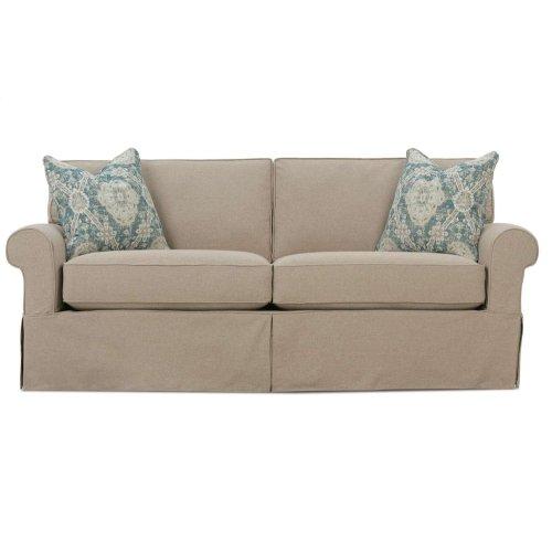 Sofas Rowe Furniture A910r000 Nantucket Two Cushion Sofa