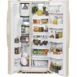 GE ®ENERGY STAR® 23.2 Cu. Ft. Side-By-Side Refrigerator
