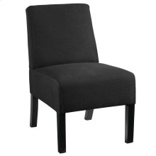 Tino Accent Chair in Black
