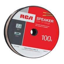 RCA 100 Ft. 14-Gauge Speaker Wire