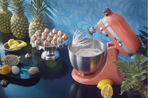 Artisan® Mini 3.5 Quart Tilt-Head Stand Mixer - Bird of Paradise