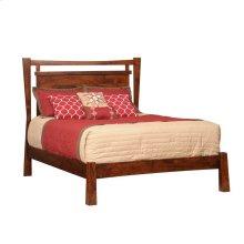 Full Catalina Panel Bed