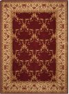 Ashton House As07 Bur Rectangle Rug 5'6'' X 7'5''