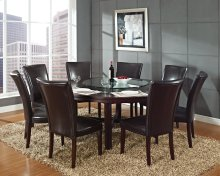 "Hartford Round Dining Table 72"" x 72"" x 30"""